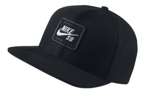 Gorra Nike Sb Aerobill Pro 2.0 Negro Hombre Bv2659-010