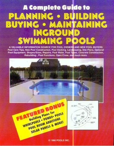 Livro Complete Guide To Maintaining Inground Swimming Pools Mercado Livre