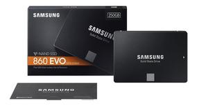 Ssd Samsung 860 Evo 250 Gb Hdd Disco Rígido Interno 860 Evo