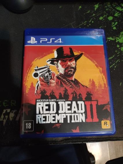 Red Dead Redemption 2 Ps4 Semi Novo