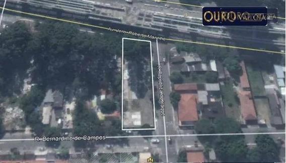Terreno Comercial Com 1.178m² - Te 190917v - Te0164
