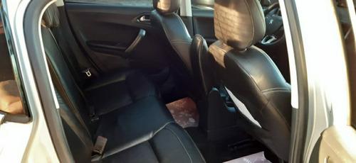 Peugeot 208 2014 1.6 16v Griffe Flex Aut. 5p