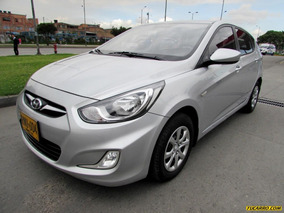 Hyundai Accent I25 1.4l Mt 1400cc 4p