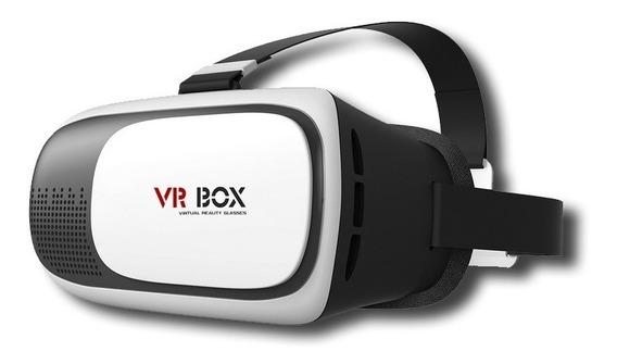 Lentes Realidad Virtual 3d Vr Box 2.0 Tienda