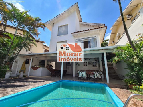 Casa Em Condomínio Para Venda Em Santana De Parnaíba, Alphaville, 4 Dormitórios, 2 Suítes, 4 Banheiros, 6 Vagas - Gta1_2-1162236