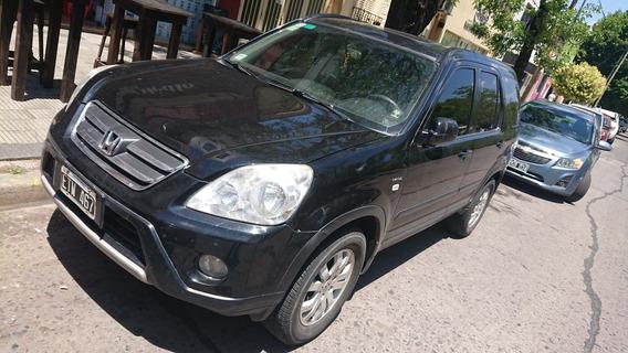 Honda Cr-v 2.4 4x4 Ex 2005