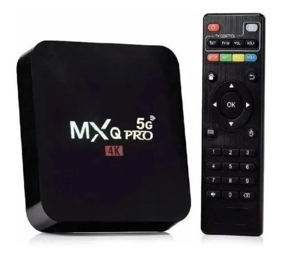 Tv Box Pro Tranforme Sua Tv Em Smart 4k 4gb/32gb Barato