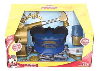 Cinturón De Herramientas Conductor De Tren Mickey Mouse