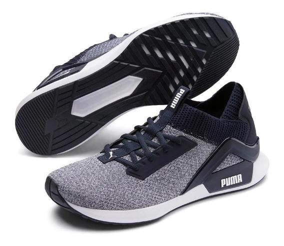 Zapatillas Puma Rogue Azul/blanco - Corner Deportes