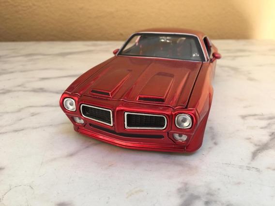 Miniatura Pontiac Firebird Escala 1/24 Jada Sem As Rodas