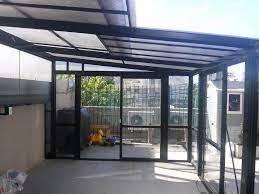 Imagen 1 de 7 de Techos Quincho Balcon Garage Cerramientos Aluminio Hierro