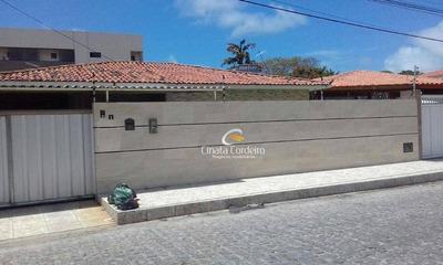 Casa Residencial À Venda, Jardim Cidade Universitária, João Pessoa. - Codigo: Ca0060 - Ca0060