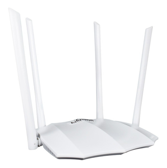Router Wifi Inalambrico Cuatro Antenas 1200mb Wireless Ac5