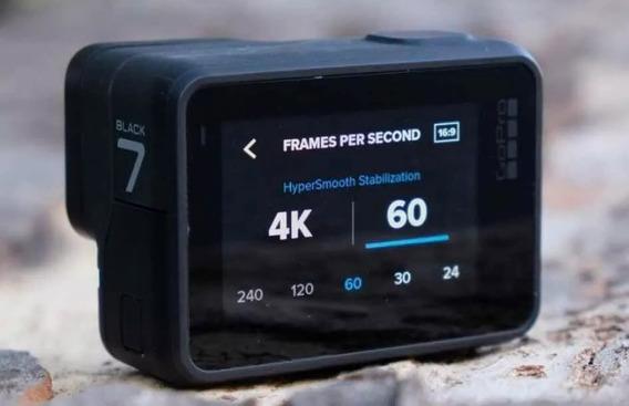 Câmera Digital Gopro Hero 7 Black + Nf