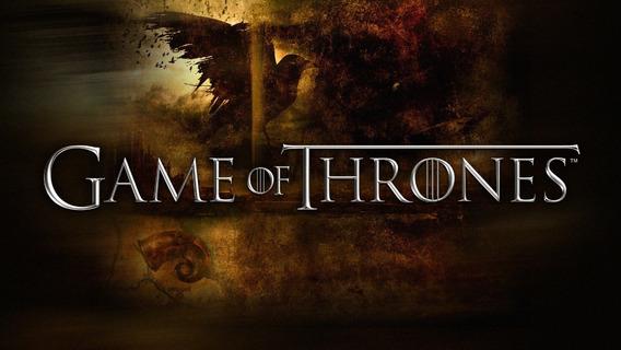Game Of Thrones Todas Temporadas+brinde+fretegrátis