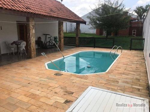 Imagem 1 de 24 de Casa Com 3 Dormitórios À Venda, 130 M² Por R$ 750.000 - Jardim Haras Bela Vista - Vargem Grande Paulista/sp - Ca1991