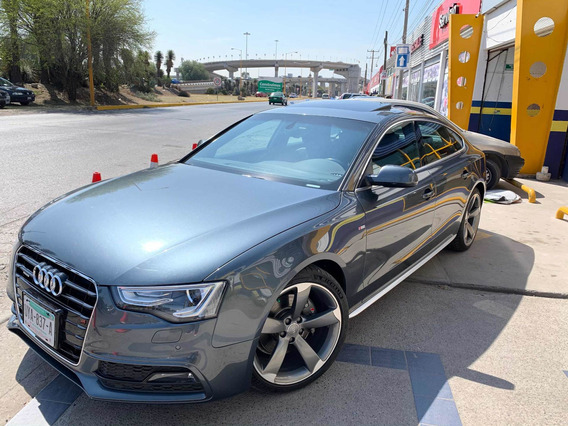 Audi A5 2.0 Spb T S-line Quattro 225hp At 2015