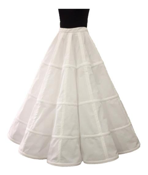 Enagua Para Vestido De 15 Años Vestido De Novia