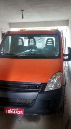 2009 Iveco Guincho Plataforma Diesel