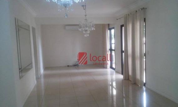 Apartamento Residencial À Venda, Vila Redentora, São José Do Rio Preto. - Ap0714