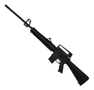 Rossi M16r Gas Ram Espingarda Pressão Nitro 60k 5.5mm Rossi