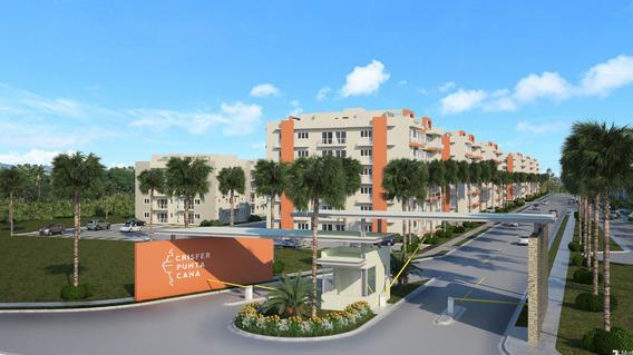 Apartamentos En Construcción En Punta Cana Etapa 2