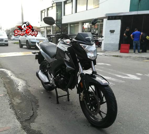 Honda Cb160f Mod 2019, Excelente Estado *biker Shop*!!!!!!
