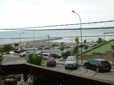 Alquiler Temporada Mar Del Plata Varese 2 Ambientes Vista Al Mar Cochera Cable Wifi Mar Del Plata Varese