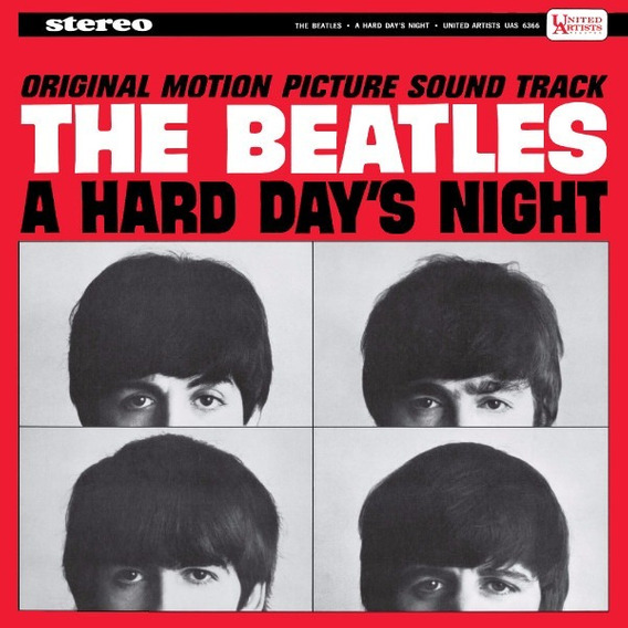 The Beatles Cd:a Hard Day