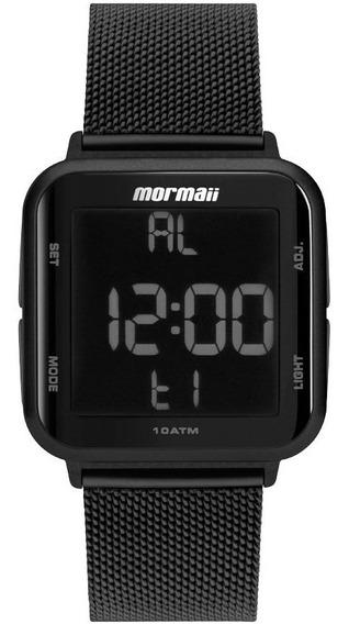 Relógio Mormaii Wave Unisex Mo6600ag/8p