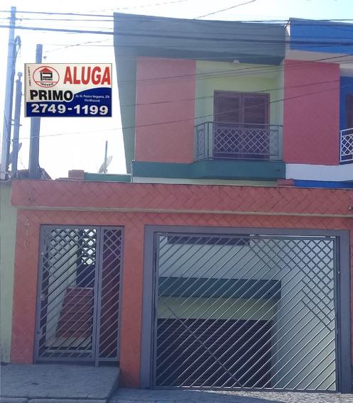 L524 - Sobrado Jd Brasilia 3 Dormiórios 4 Vagas Salão Festa
