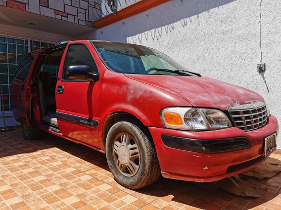 Chevrolet Venture 1999 Minivan Ls Larga Aa At