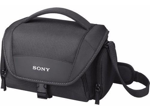 Bolsa Sony Lcs-u21 Nex Soft Case De Transporte Lcs-u21 Sony