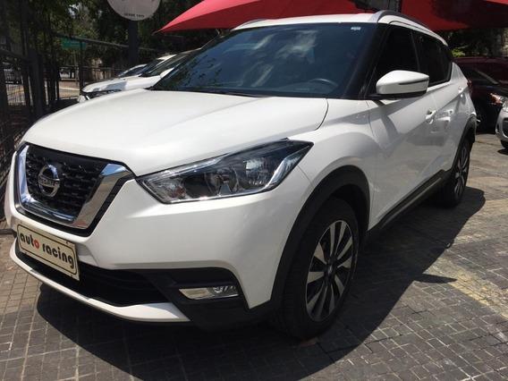 Nissan Kicks Sv Cvt 2017