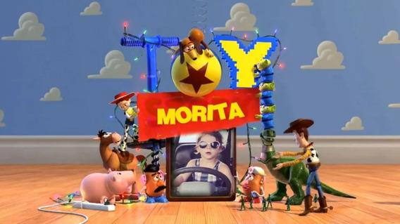 Video Invitacion Cumpleaños - Toy Story