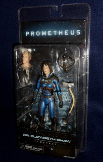 Prometheus Series 4 Lost Wave Dr. Elizabeth Shaw 7