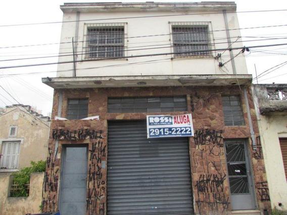 Salão Comercial Para Locação, Vila Prudente, São Paulo. - Sl0050
