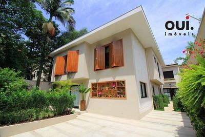 Casa Residencial À Venda, Jardim Europa, São Paulo - Ca0158. - Ca0158