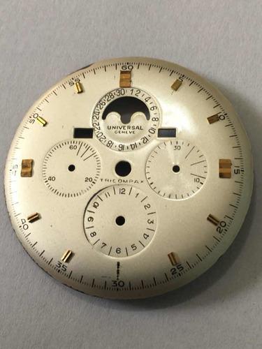 Universal Mostrador Fase Da Lua Calendario Completo Crono