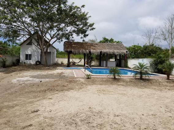 Vendo Villa En Manglaralto Ruta Del Spondylus