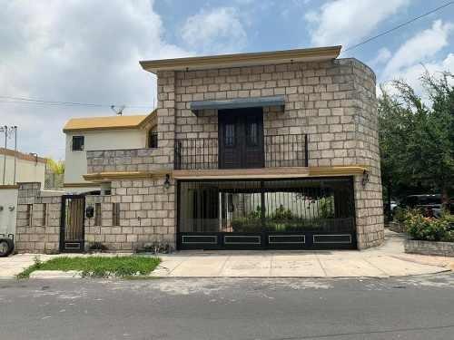 Casa En Renta En San Nicolas De Los Garza En Cipreses