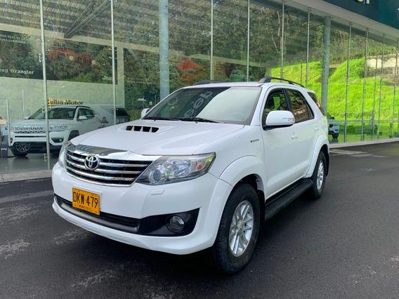 Toyota Fortuner Diesel Plus Aut