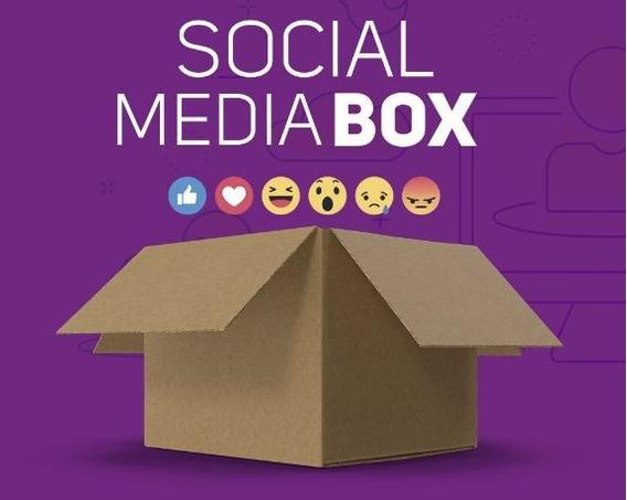 Social Box - Ferramentas Para Designer