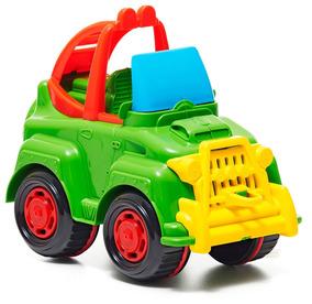 Brinquedo Infantil Rodadinhos Jipe - Tateti Sortido