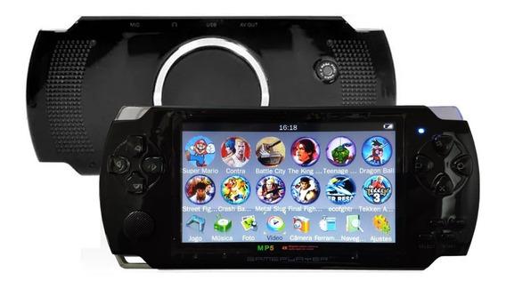 Video Game Portatil P3000 9 Mil Jogos Musicas Videos Livros