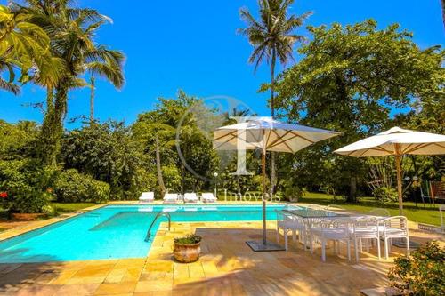 Casa Com 7 Dormitórios À Venda, 901 M² Por R$ 3.500.000,00 - Balneário Praia Do Pernambuco - Guarujá/sp - Ca2740