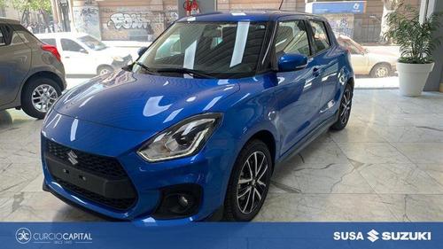 Suzuki Swift Sport 2021 Azul 0km