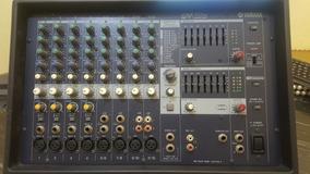 Mesa Cabeçote Yamaha Emx512sc 512