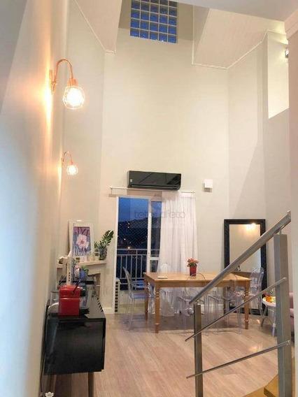 Apartamento Duplex Com 4 Dormitórios À Venda, 118 M² Por R$ 680.000 - Fazenda Primavera - Atibaia/sp - Ad0006