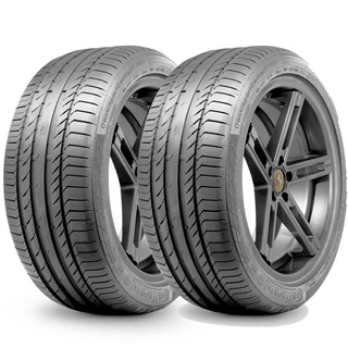 Kit X 2 Cubiertas Continental 225/45 R17 Sport Contact 5 Mo